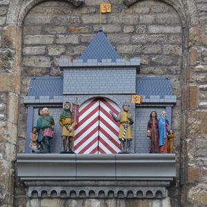 Restauratie Carillon Stadhuis Gouda