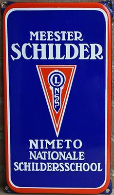 Meester Schilder Diploma Nimeto Utrecht