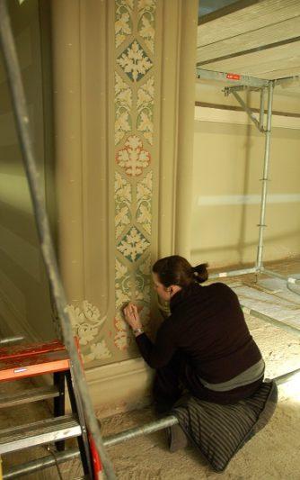 Rijksmuseum restauratie 1a Voorhal