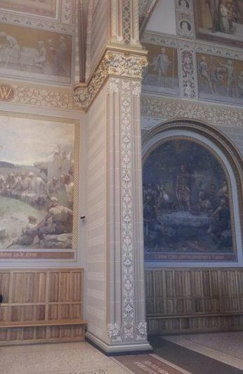 Rijksmuseum restauratie 1c Voorhal