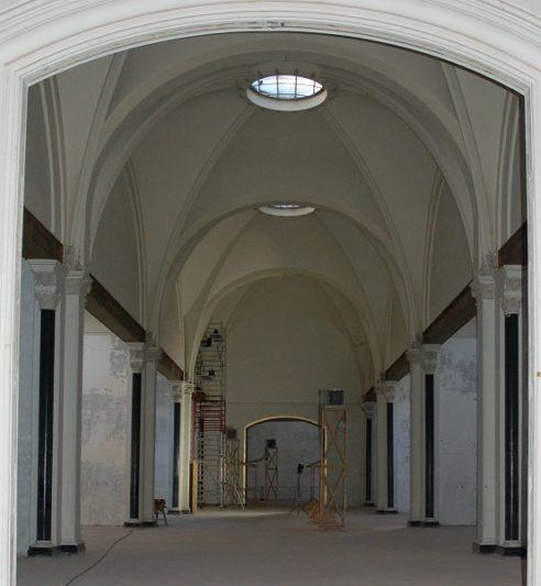 Rijksmuseum restauratie 2f Eregalerij