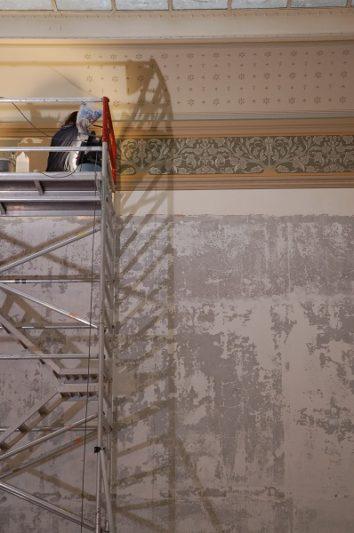 Rijksmuseum restauratie 2o Eregalerij