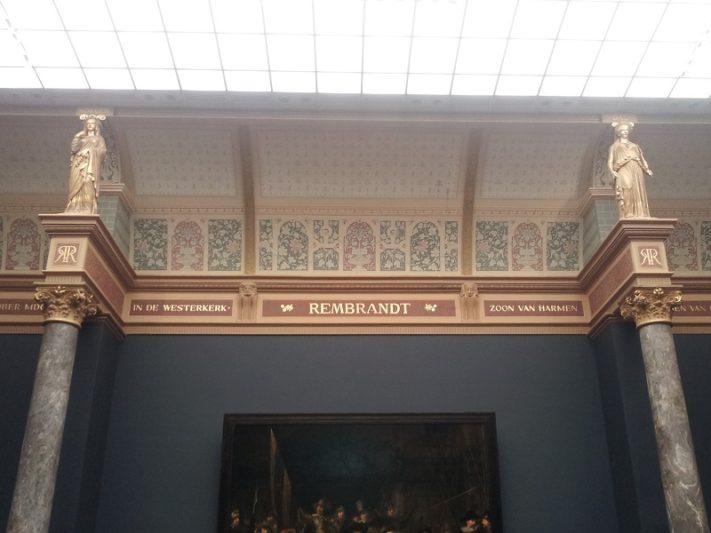 Rijksmuseum restauratie 3d Rembrandtzaal