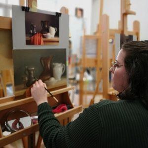 Sierschilderwerk Stil leven schilderen