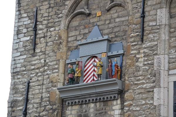 Stadhuis Gouda restauratie carillon