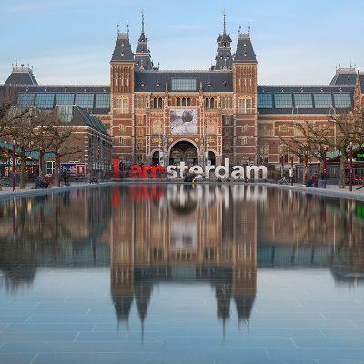 Rijksmuseum Amsterdam reconstructie schilderwerk
